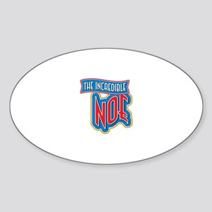The Incredible Noe Sticker