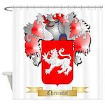 Chevretot Shower Curtain