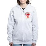 Chevrel Women's Zip Hoodie