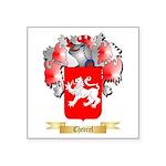 Chevrel Square Sticker 3