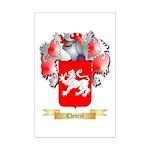 Chevrel Mini Poster Print