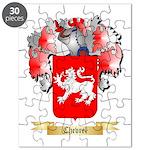 Chevrel Puzzle