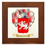 Chevrel Framed Tile