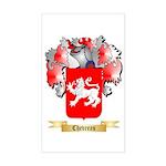 Chevreau Sticker (Rectangle)