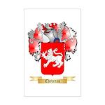 Chevreau Mini Poster Print