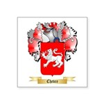 Chevre Square Sticker 3