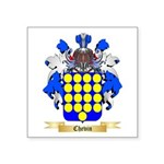 Chevin Square Sticker 3