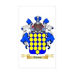 Chevin Sticker (Rectangle)