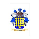 Chevin Sticker (Rectangle 10 pk)