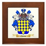 Chevin Framed Tile