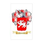 Cheverill Sticker (Rectangle)