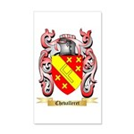 Chevalleret 20x12 Wall Decal