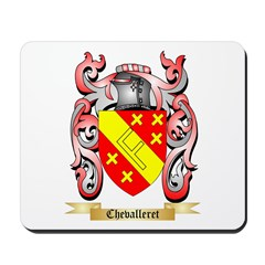 Chevalleret Mousepad