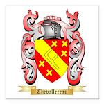 Chevallereau Square Car Magnet 3