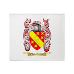 Chevallereau Throw Blanket