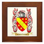 Chevallereau Framed Tile
