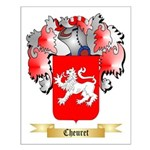 Cheuret Small Poster