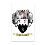 Cheswright 35x21 Wall Decal