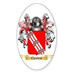 Chestnut Sticker (Oval 10 pk)