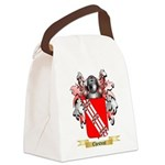 Chestnut Canvas Lunch Bag