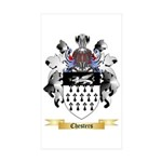 Chesters Sticker (Rectangle 10 pk)
