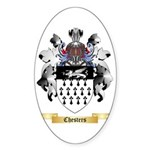 Chesters Sticker (Oval 50 pk)