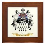 Chesters Framed Tile
