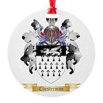 Chesterman Round Ornament