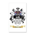 Chesterman Rectangle Car Magnet