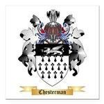 Chesterman Square Car Magnet 3