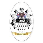 Chesterman Sticker (Oval 50 pk)