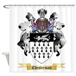 Chesterman Shower Curtain
