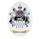 Chesterman Ornament (Oval)