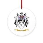 Chesterman Ornament (Round)