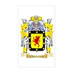 Chesterman 2 Sticker (Rectangle)