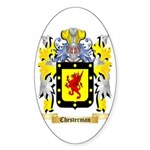 Chesterman 2 Sticker (Oval 10 pk)