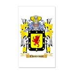 Chesterman 2 20x12 Wall Decal