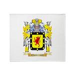 Chesterman 2 Throw Blanket