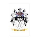 Chester Sticker (Rectangle 10 pk)