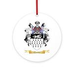 Chester Ornament (Round)