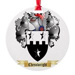 Chesswright Round Ornament