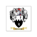 Chesswright Square Sticker 3