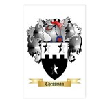 Chessman Postcards (Package of 8)