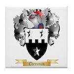 Chessman Tile Coaster
