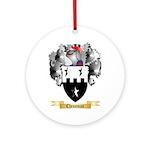 Chessman Ornament (Round)