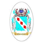 Chesshyre Sticker (Oval 10 pk)