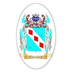Chesshyre Sticker (Oval 50 pk)