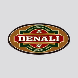 Denali Old Label Patches