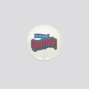 The Incredible Quinton Mini Button