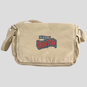 The Incredible Quinton Messenger Bag